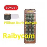 Royal Jade Mat Bonus Mini Mat ASLI ORIGINAL Lejel Matras Kesehatan Ori