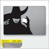 Decal Sticker Macbook Sticker Laptop Aksesoris Macbook Penyihir