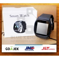 Smartwatch T8   smart watch waterproof Sim Card - Jam Tangan HP