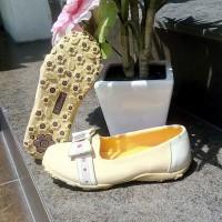 sepatu flat anak perempuan slip on merk Kipper tipe nur ukuran 26-30