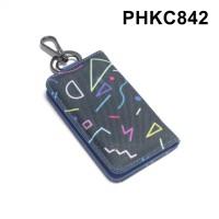 dompet stnk motor mobil gantungan kunci STNK - kain - PHKC842