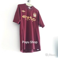 jersey original Manchester city away 12/13