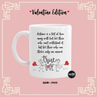 ORIGINAL - Kado Romantis Unik Hadiah | Mug Bunglon Magic - Valentine1