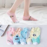 KK28 Kaos Kaki Pendek Wanita Japanese Life in Tokyo Women Ankle Socks