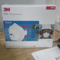 Masker 3M Type 9332A+ AURA