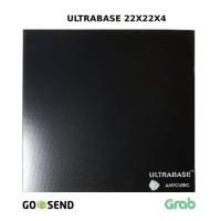 Ultrabase Anycubic Glass Plate 22 cm x 22 cm x 0.4 cm