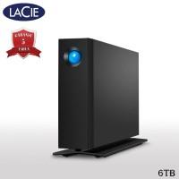 LaCie d2 Professional HDD / Hardisk Eksternal 6TB USB-C