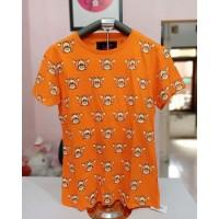 Kaos LCC Tiger Orange