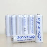 Batrai/Baterai Charge Dynamax AA .minim beli 1pack isi 4pc