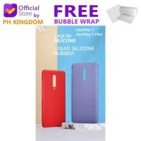 YZ OnePlus 7 / OnePlus 7 PRO - Premium Soft TPU Phone Case - Hijau, OnePlus 7