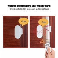 🛎 Smart Home Door Windows Magnetic Sensor Alarm With Remote 433