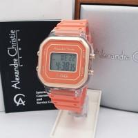 jam tangan wanita digital Alexandre christie original AC 9331 LH