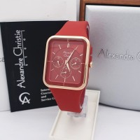 jam tangan wanita Alexandre christie AC 2744BF