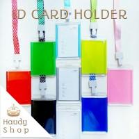 ID CARD HOLDER ACRYLIC/ NAME TAG ACRYLIC / GANTUNGAN NAMA