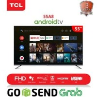 TCL 55A8 Smart TV Android 4K UHD 55 Inch