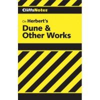 Dune & Other Works David Allen, Frank Herbert, 1975 Cliffs Notes