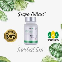 Grape Extract produk Tiens Herbal // penyakit jantung // 60 kapsul