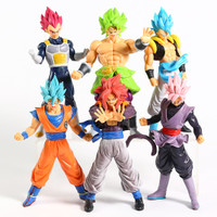 Goku Vegeta Gogeta Dragon ball Figure Set Big Size