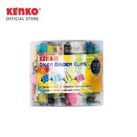 KENKO COLOR BINDER CLIP No.107 - 40C