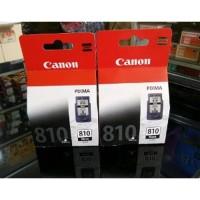 Catridge Canon PG 810 Black Original (2PCS Black)