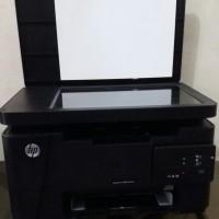 Printer hp laserjet M125a