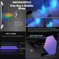 Universal 5,5 Tempered Glass BLUE LIGHT/Anti Radiasi/Anti UV