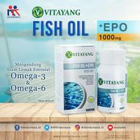 Vitayang Fish Oil + EPO 1000mg