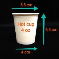 paper cup 4oz.