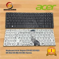 Keyboard Acer Aspire E5-522 E5-523 E5-532 E5-552 E5-553 Series