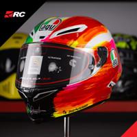 AGV Pista GP-RR Rossi Mugello 2019