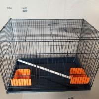 Kandang umbaran kucing kelinci 60x40