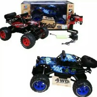 mainan anak mobil remot besar off road 1:10 4WD kado mainan terbaru