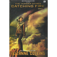 Buku Novel THE HUNGER GAMES : CATCHING FIRE by Suzanne Collins