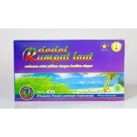 Dodol Rumput laut 160g Khas Lombok