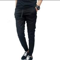 Celana Jogger Panjang Pants. Thick Material Bahan Tebal ( Ukuran M)