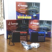 Ready Stock Audio Al-Hamra Murottal - Audio Doa Haji Dan Umroh Al-