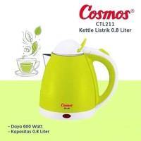 Cosmos CTL211 – Kettle Listrik 0.8 Liter