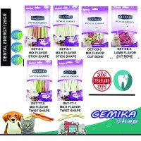 GOODIES Dental Energy All Variant 125gr - Snack Anjing