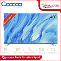 LED SMART TV COOCAA 40S6G / 40 S6G FULL HD TV 40 inch / DIGITAL TV /