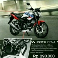 Undercowl Cb 150 facelift old