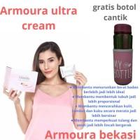 Armoura Ultra Cream Minuman Pelangsing Menurunkan Berat Badan