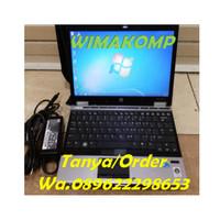 Laptop Second HP EliteBook 2540p Core i5-2520 Murah Bergaransi