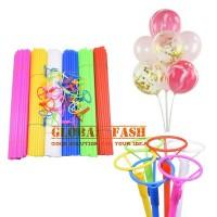 stick balon foil / stick balon / stick foil