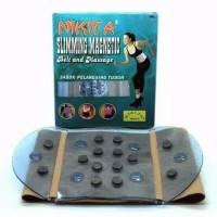 Sabuk Pelangsing Tubuh / SLIMMING MAGNETIC Belt And Massage NIKITA