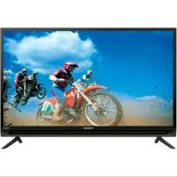 Sharp Led TV 32SA4100i 32inch Usb smart movie Garansi Resmi Harga Pr