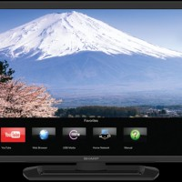 Sharp Led TV 32LE375X Smart Internet TV 32inch Garansi Resmi Harga p