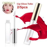OKDEALS 2/5Pcs Useful Makeup Tool DIY Cosmetic Empty Clear Mini Size