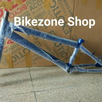 Frame sepeda BMX 20 inch Besi tools n parts