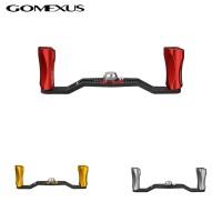 Gomexus Reel Carbon Handle untuk Shimano Daiwa Baitcasting Reel 95