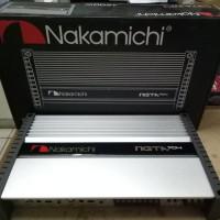 Power nakamichi ngta 704 - power nakamichi 4 channel - nakami Terlaris